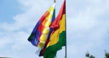 Bolivia bandeira