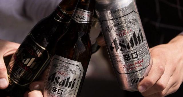 Cervejas Asahi
