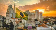 Brasil Bandeira Turismo