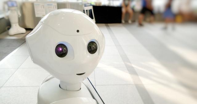 Inteligência Artificial Robôs Tecnologia