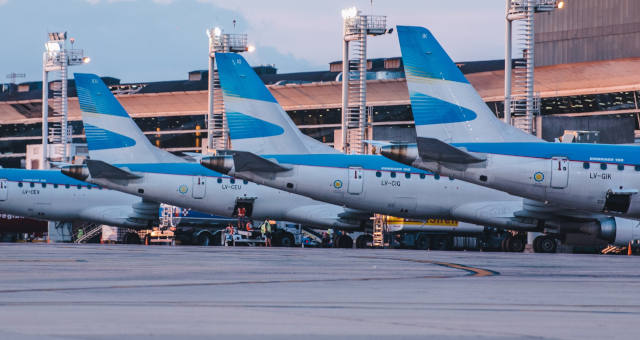 Aerolíneas Argentinas Setor Aéreo