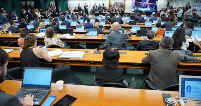 Política CCJ Câmara dos Deputados Congresso