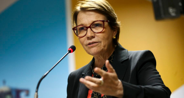 Teresa Cristina Agricultura