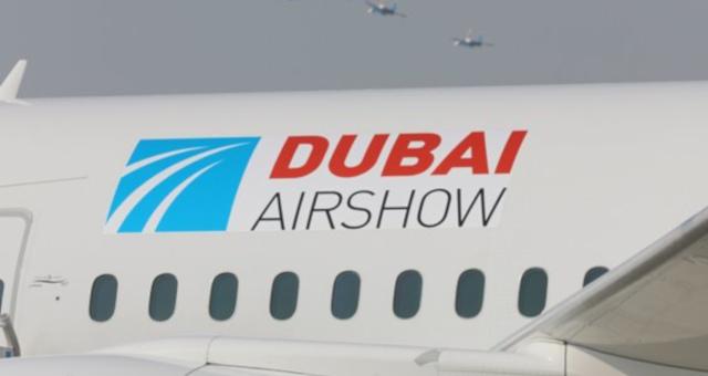 Dubai AirShow Setor Aéreo