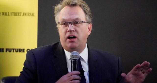 John Williams, presidente do Fed de Nova York,