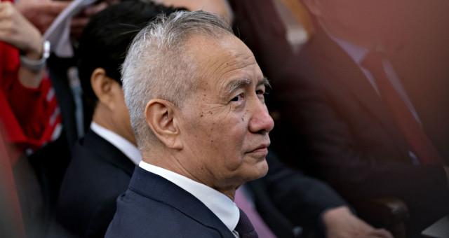 Liu He Vice-premiê China
