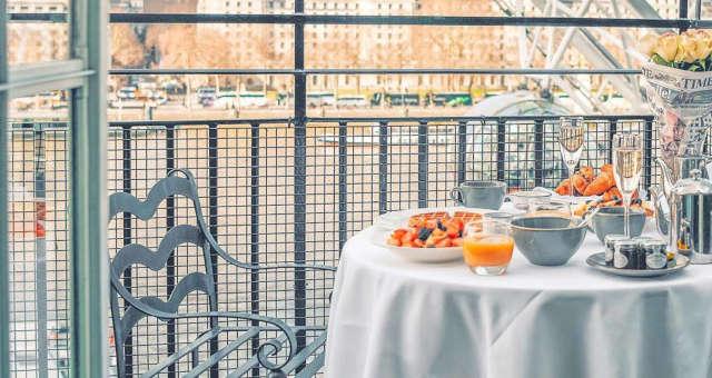 Marriott Hotels International Café da manhã