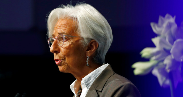 Christine Lagarde Banco Central Europeu