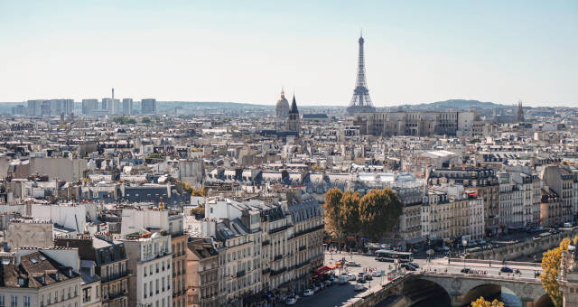 Paris França Turismo