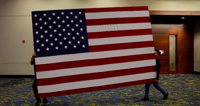 EUA Bandeira