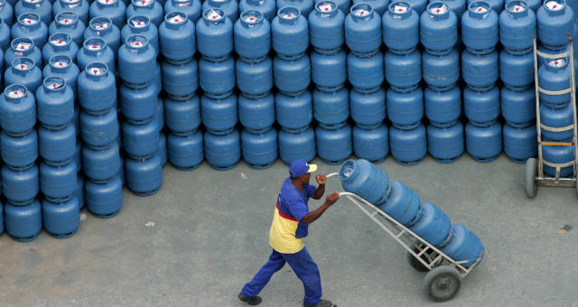 Liquigás Botijão Gás Empresas