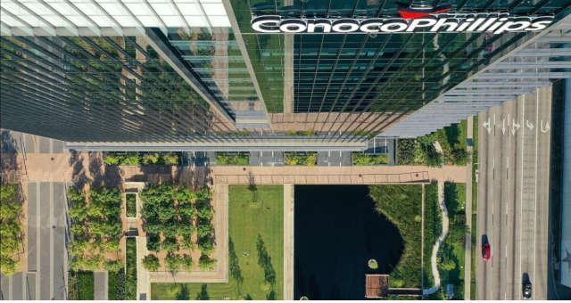ConocoPhillips Setor Petrolífero Empresas