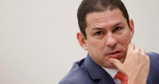 Deputado Marcelo Ramos (PL-AM)