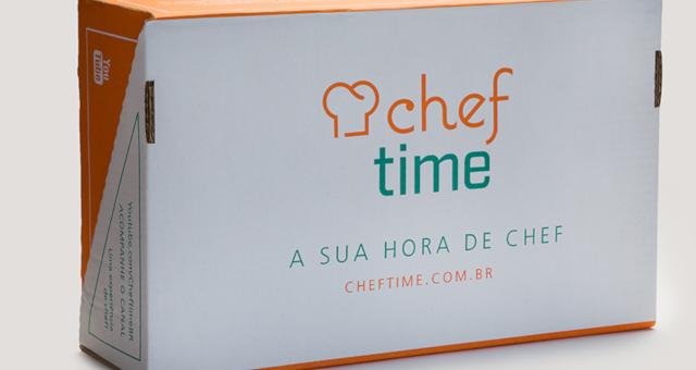 ChefTime Startup Setor Alimentício