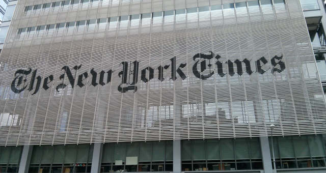 New York Times Jornal Empresas