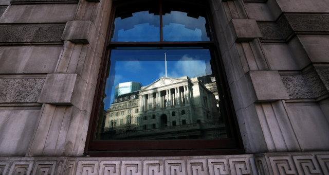 Banco da Inglaterra BoE Reino Unido