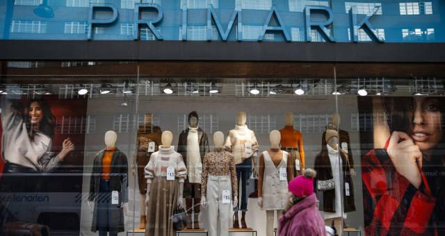 Primark Varejo Empresas Reino Unido Moda