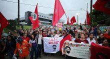 Lula Protesto