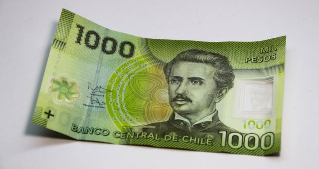 Chile Moedas Peso Chileno Economia