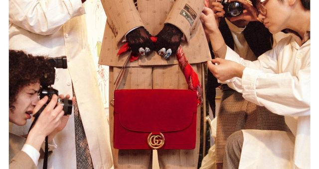 Gucci Empresas Luxo