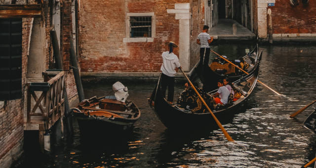 Veneza Itália Turismo