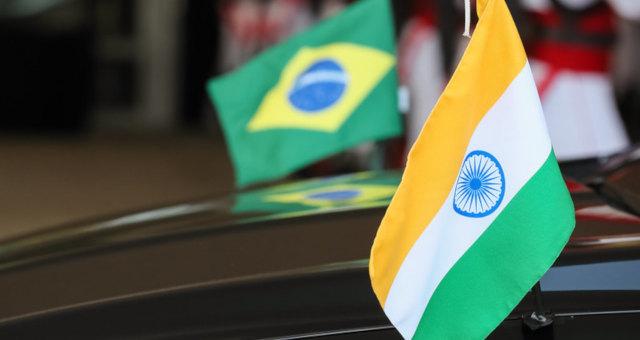 Brasil e Índia
