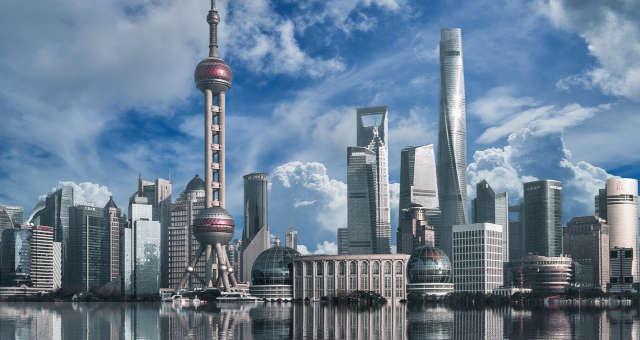China Xangai