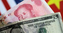 EUA China Dólar Yuan