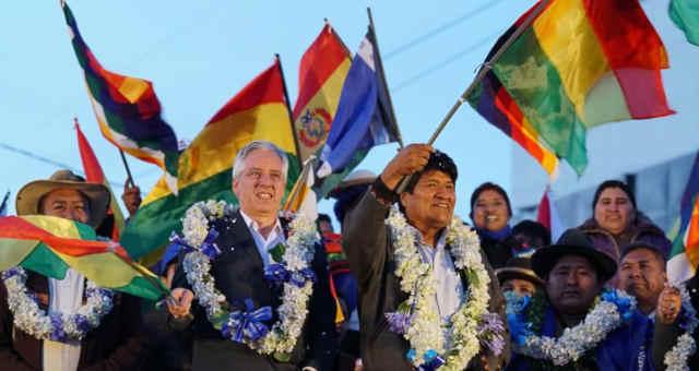 Evo Morales 4