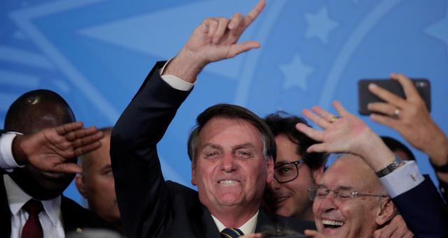 Jair Bolsonaro Aliança Pelo Brasil