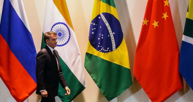 Jair Bolsonaro Brics