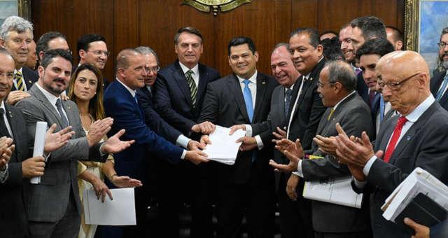 Jair Bolsonaro Senado
