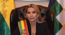 Jeanine Áñez Bolívia