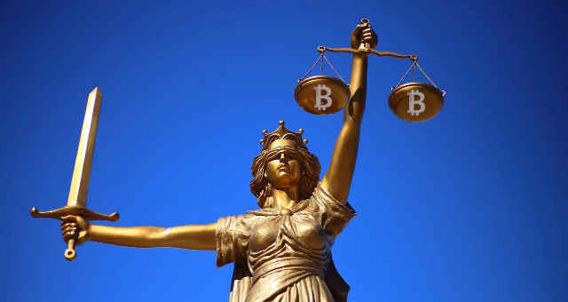justiça bitcoin