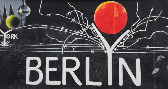 Muro de Berlim Alemanha