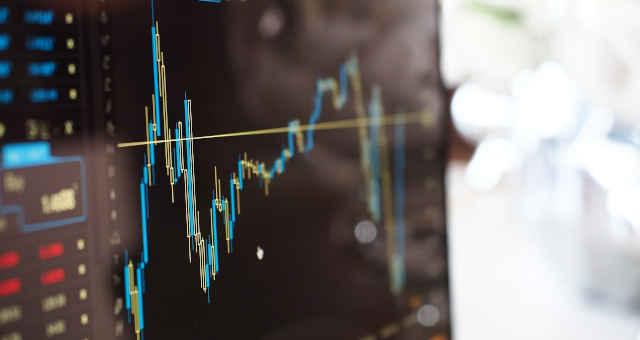 negócios ações estatística análise mercado gráfico
