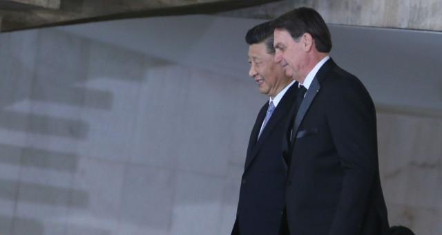 Xi Jinping Jair Bolsonaro