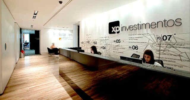 Sede da XP Investimentos