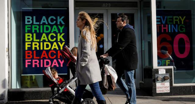 Black Friday Consumidor EUA Consumo