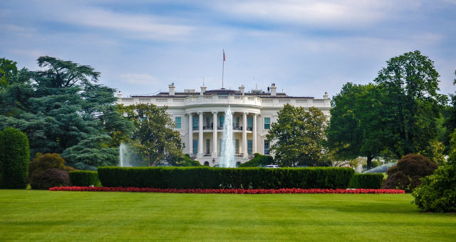 Casa Branca Washington EUA