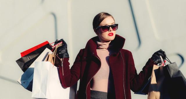Varejo Vendas Consumo Consumidor Moda