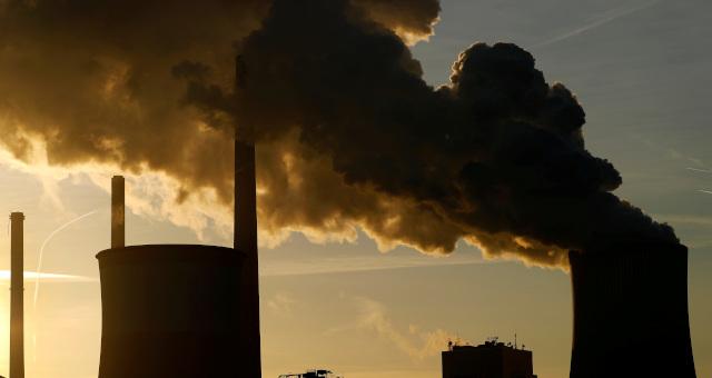 Poluição Termoelétricas Meio Ambiente
