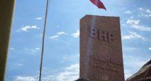BHP Billton Mineração Minério de ferro