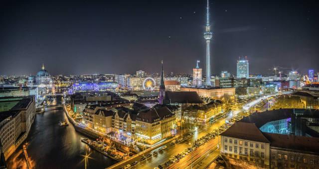 Alemanha Berlim Turismo