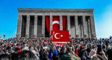Turquia Bandeira