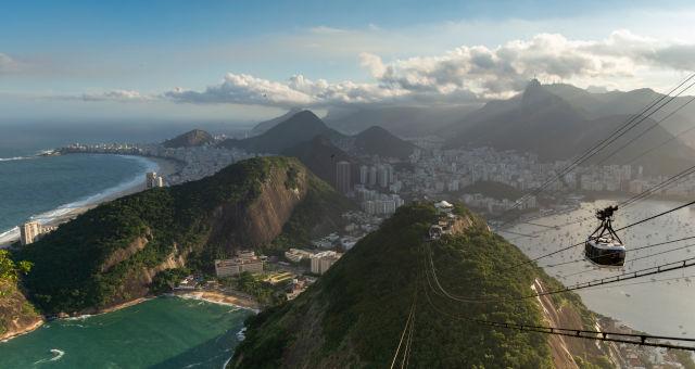 Brasil Rio de Janeiro América Latina Turismo