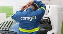 Comgas Empresas Gás