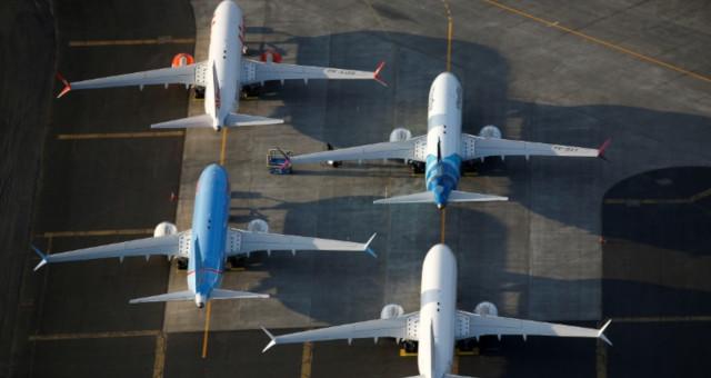 Boeing Setor Aéreo Avião