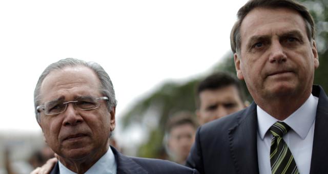 Paulo Guedes Jair Bolsonaro Política