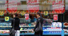 Alemanha Europa Supermercados Consumo Consumidor Inflação
